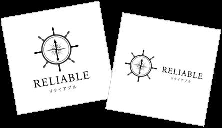 リライアブルのロゴの意味